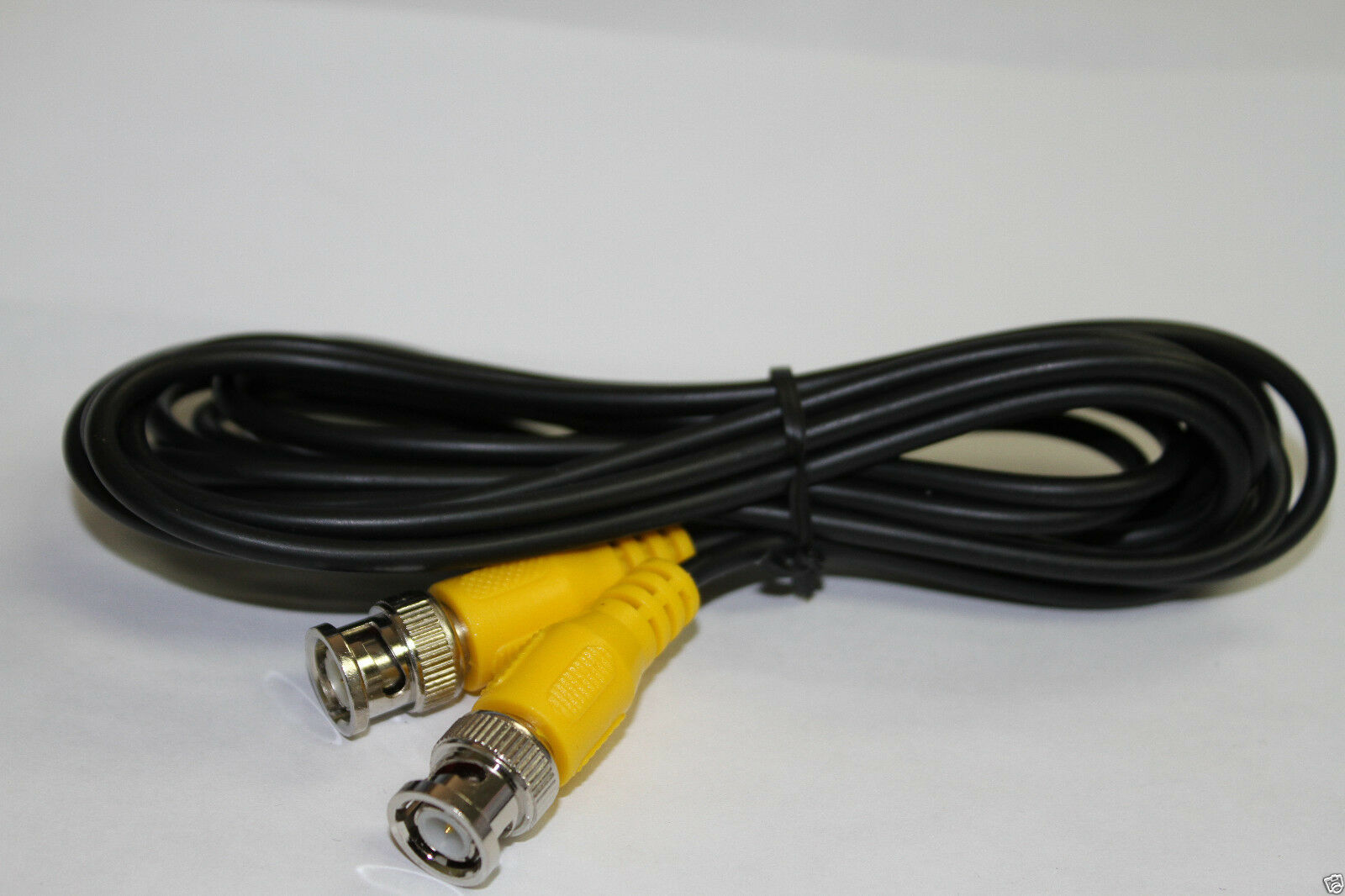 10ft Bnc Male to Bnc Male Patch Cable Video (RG-59 Coaxial )
