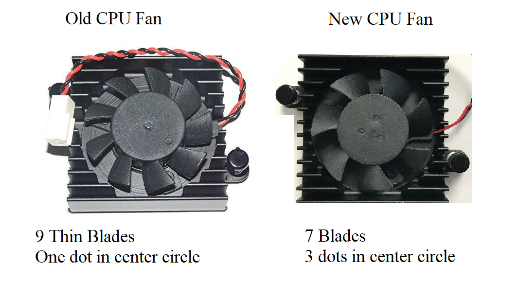 EZ-Heatsink fan for dahua DVR Fan,HDCVI Camera Fan,DAHUA DVR 5V